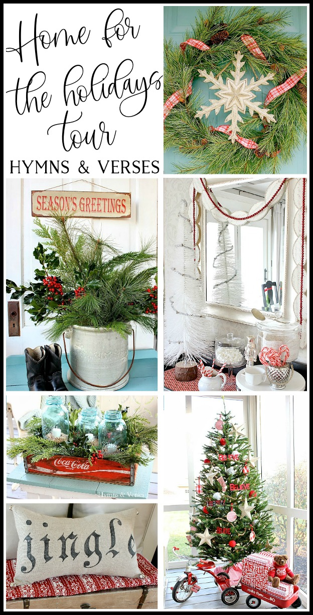 Home for the Holidays Christmas Tour - Hymns and Verses Blog