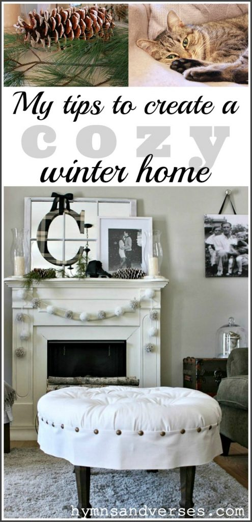 My Tips to Create a Cozy Winter Home