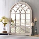 Shop My Home - Kirkland's Sadie Arch Mirror