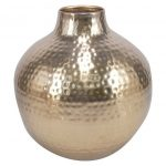 Shop My Home - Textured Gold Vase