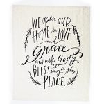 Shop My Home - Love & Grace Tea Towel
