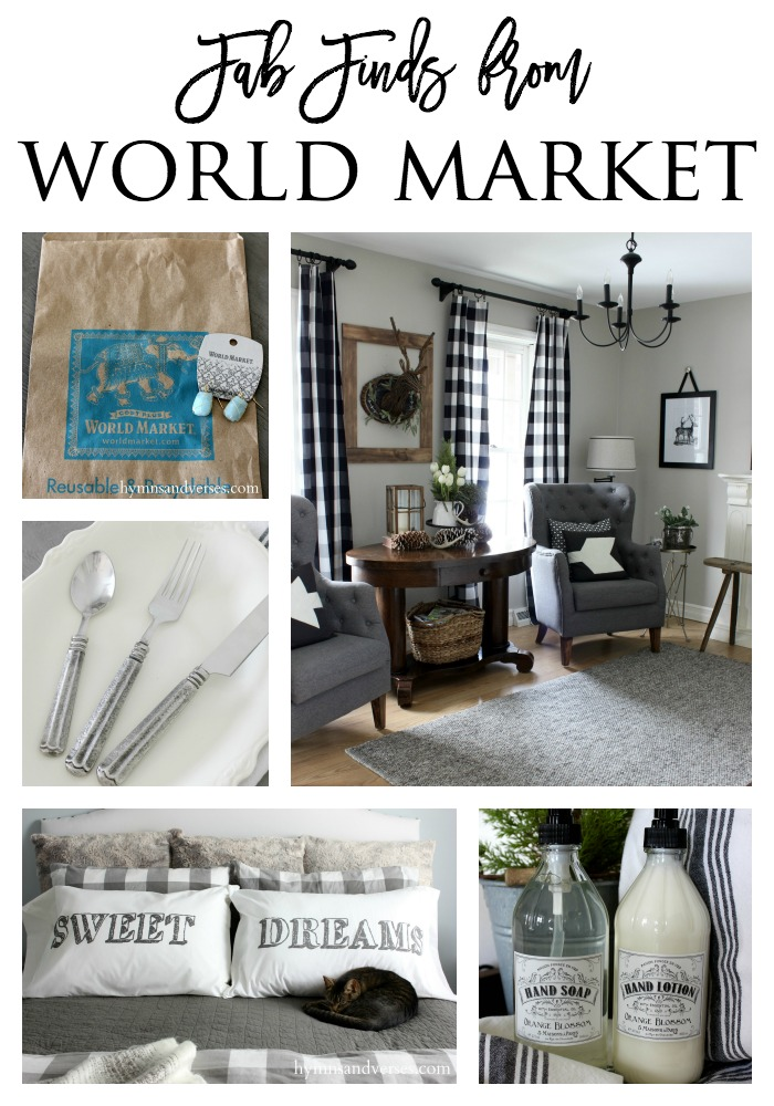 World Market Collage