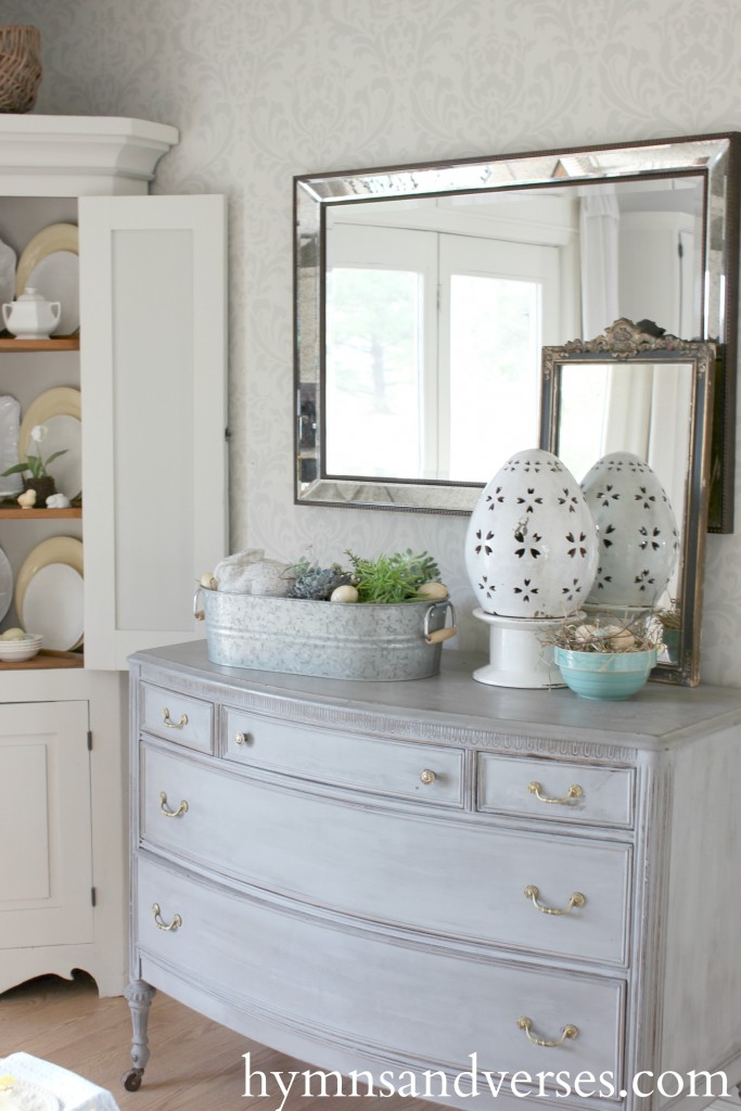 Buffet Spring Home Tour