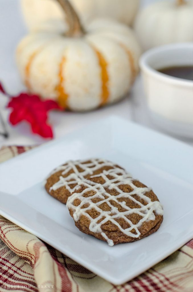 Apple Cider Gingersnaps - Anderson and Grant - Favorite Things-10-8-16