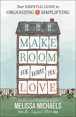 Make Room For What You Love Home Decor Books