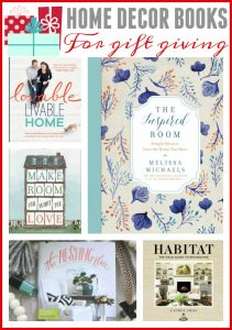 Favorite Things – Home Decor Books