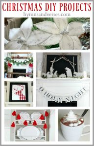 My Favorite Christmas DIY Projects