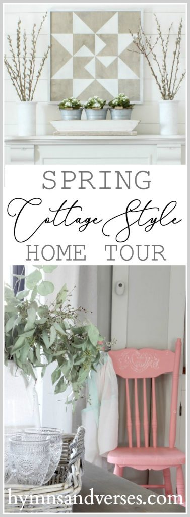 Spring Cottage Style Home Tour