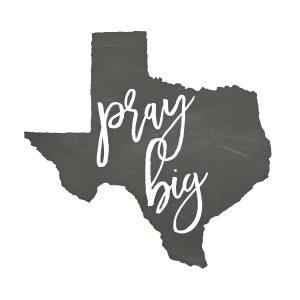 His Eye is on the Sparrow – Download to Benefit Texas