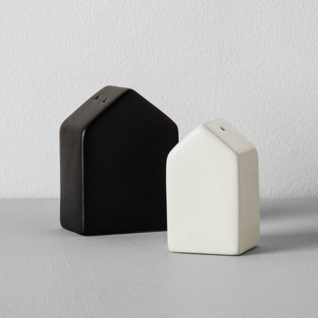 Magnolia Hearth and Hand Salt & Pepper Shakers