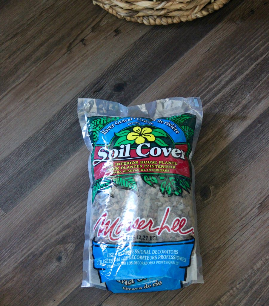 Faux Fiddle Leaf Fig Soil Cover