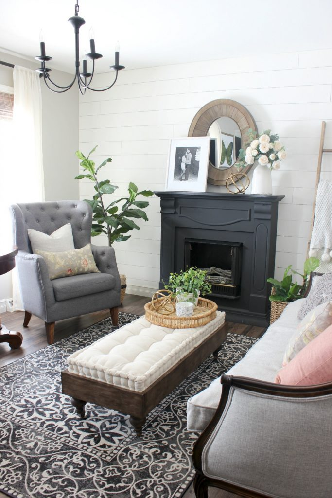 2018 Spring Home Tour - Living Room