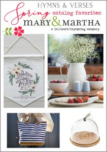 Mary and Martha Spring Favorites