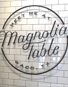 Wall Decor at Magnolia Table