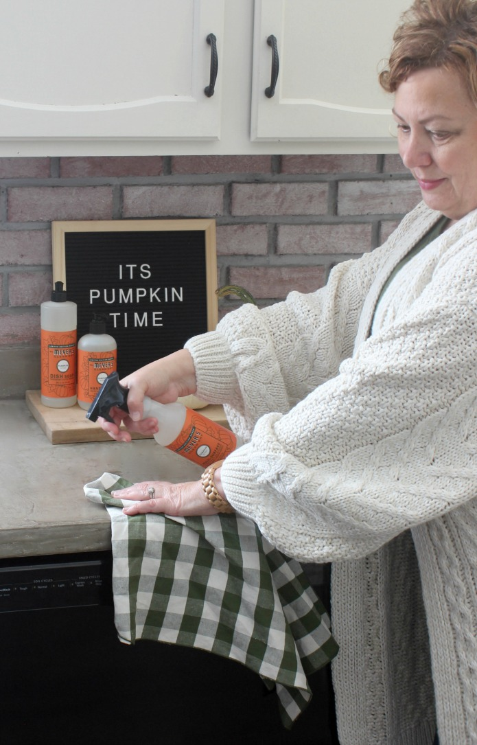 Special Offer on Mrs. Meyer's Fall Scents