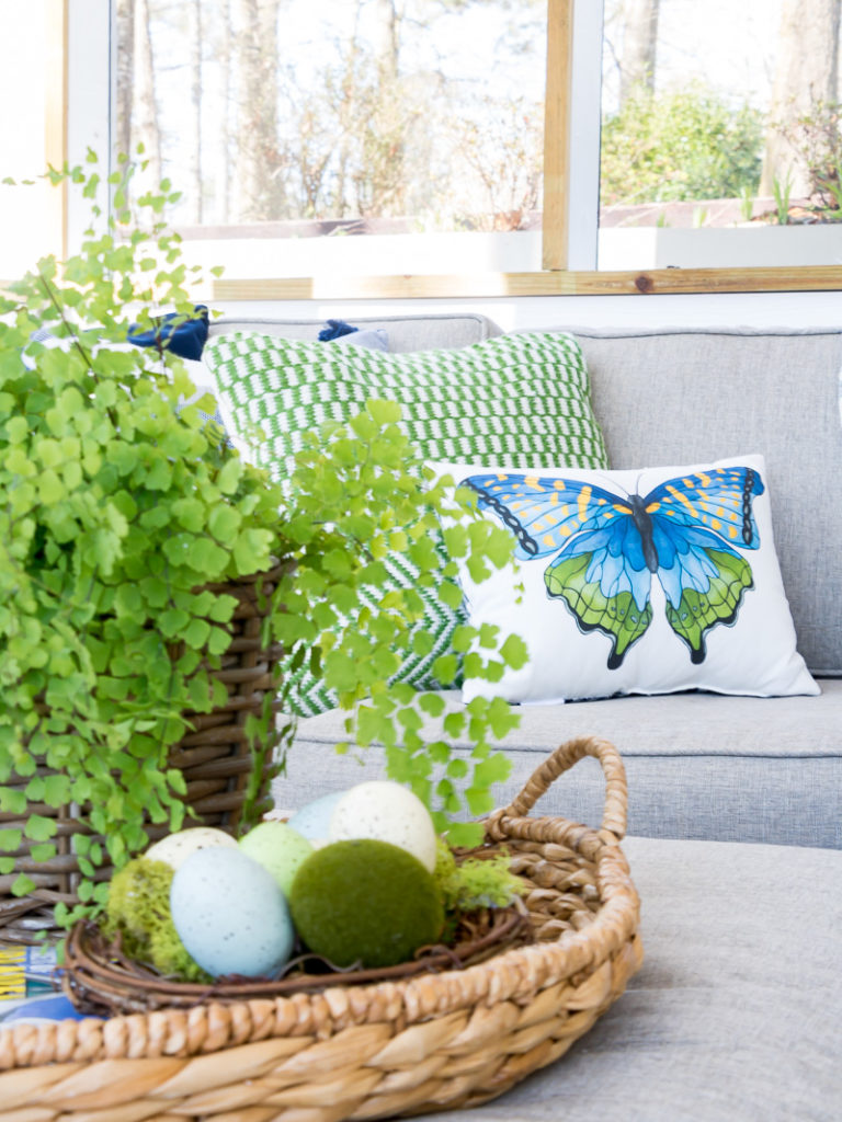 Duke Manor Farm | Four Ways to Get your Porch and Patio Ready for Spring
