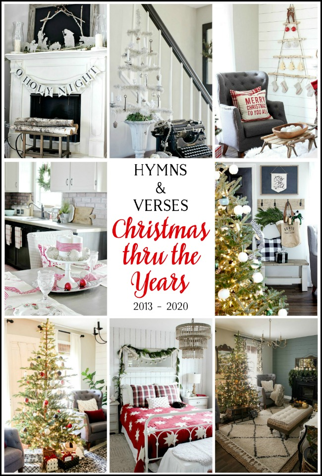 Hymns and Verses Christmas Through the Years